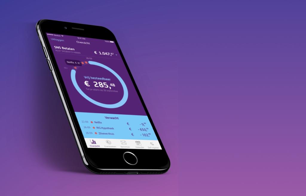 Design Sprint met SNS Bank: van idee naar bèta-app